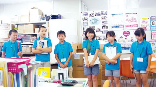 2014体験リポート 第6講座「学研教室」